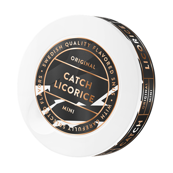Catch Licorice Mini