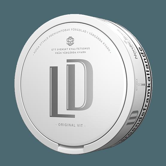 LD White Portion